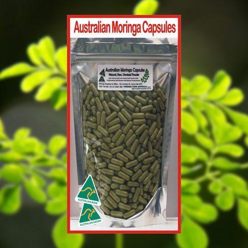 buy moringa capsules 200g