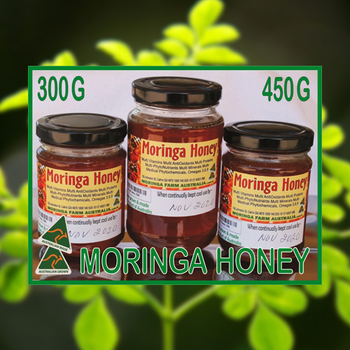 Moringa Honey