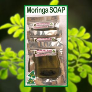 Moringa Soap 3 pack