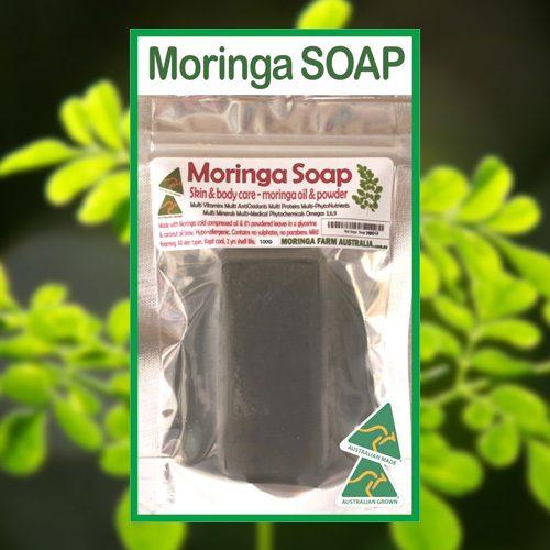 moringa soap 1 pack