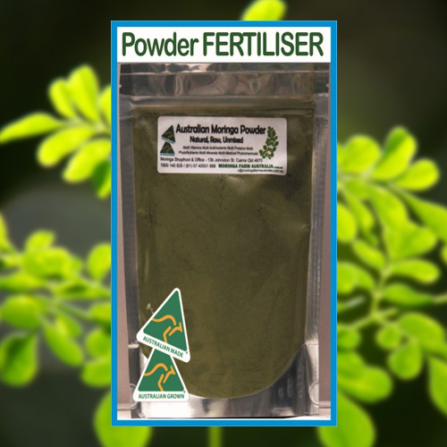 Moringa Fertilizer