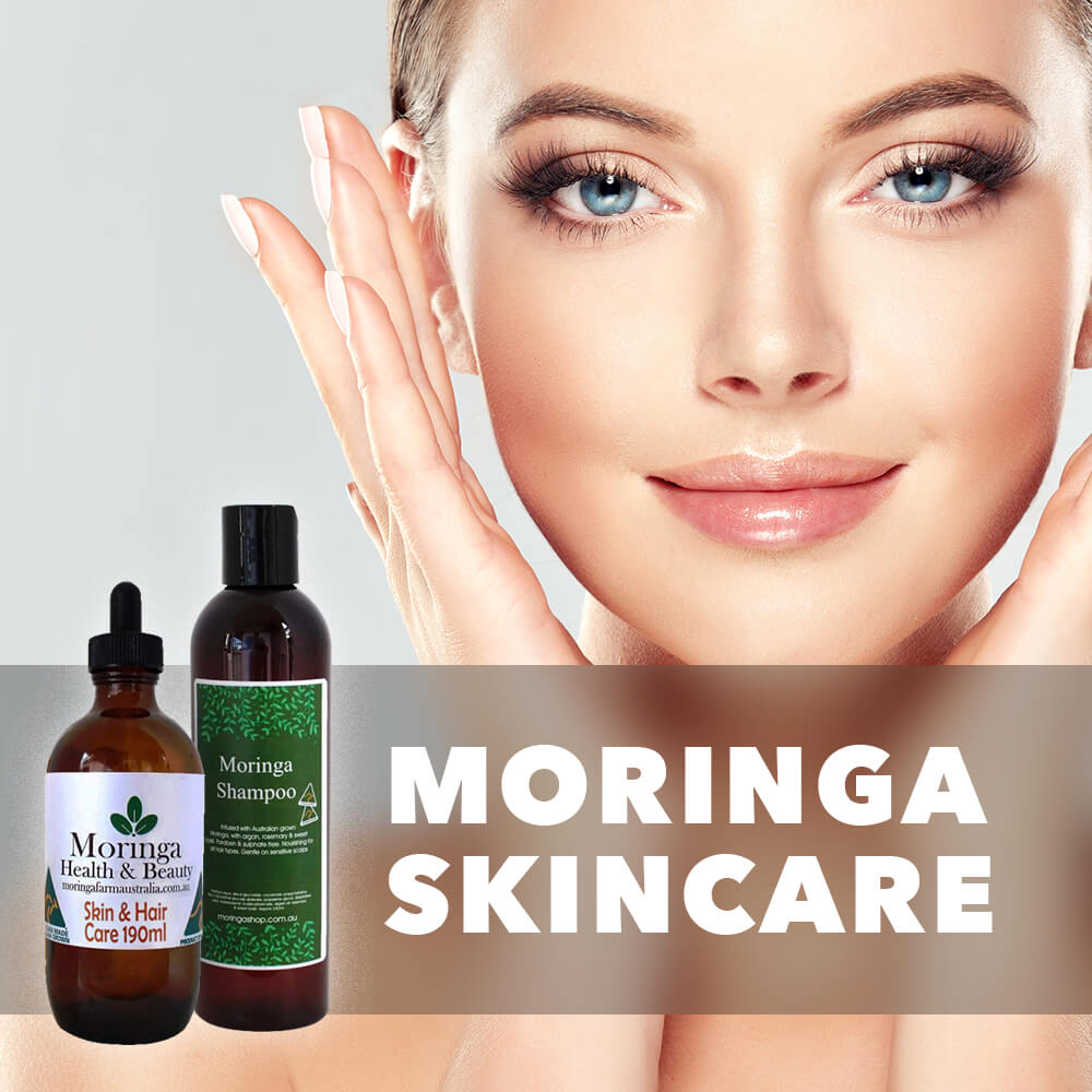 Moringa Skin Care